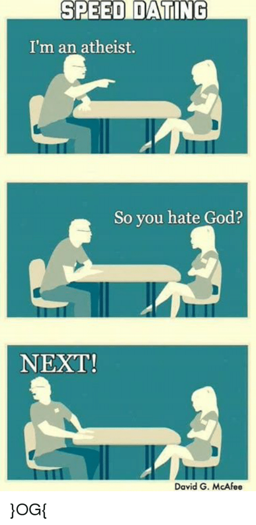 atheist dating