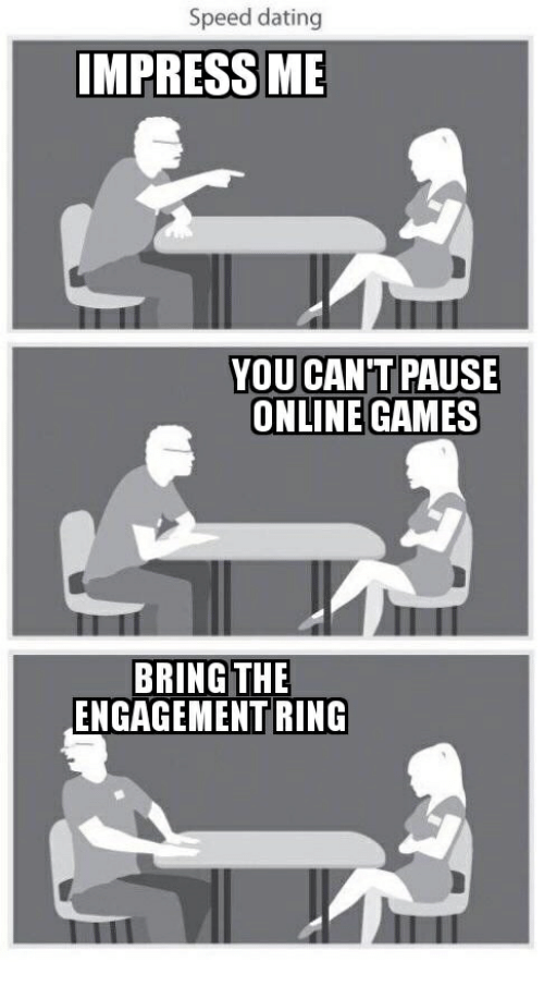 Fast dating games