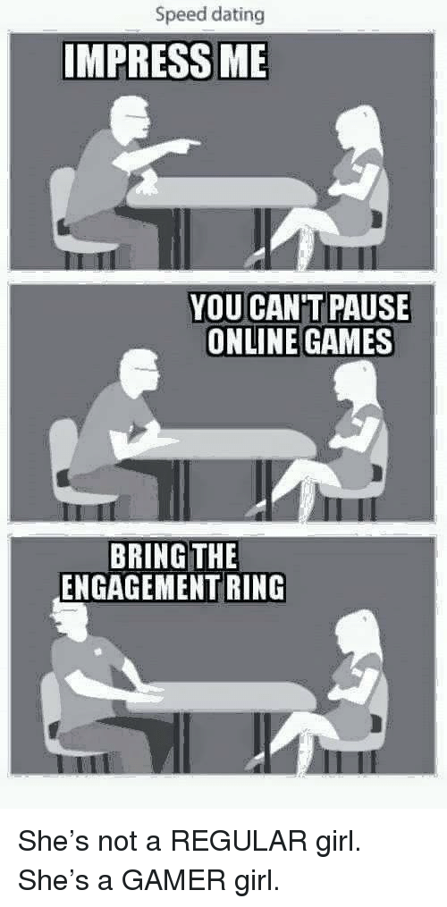 What not to do on speed dating