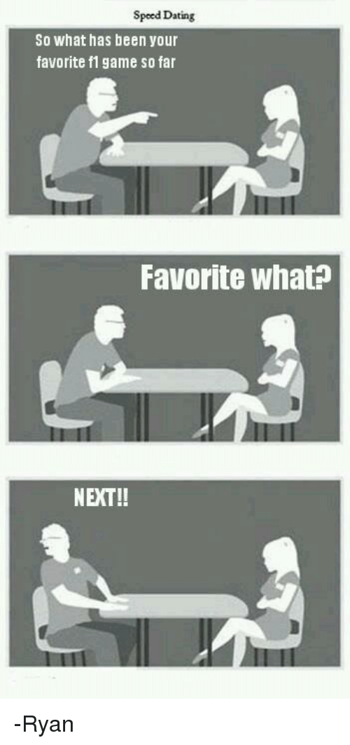 Whats speed dating like