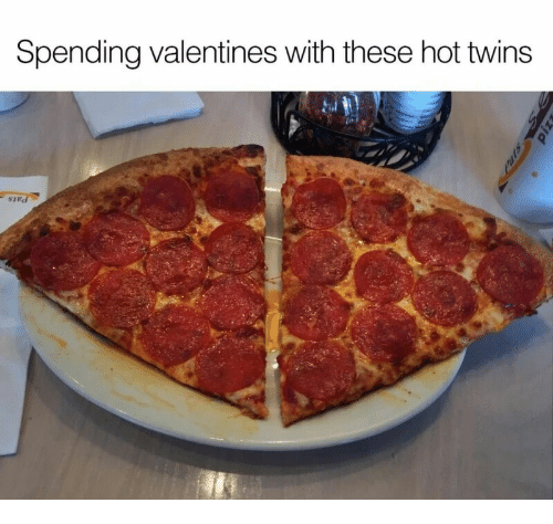 Twins, Hot, and Valentines: Spending valentines with these hot twins