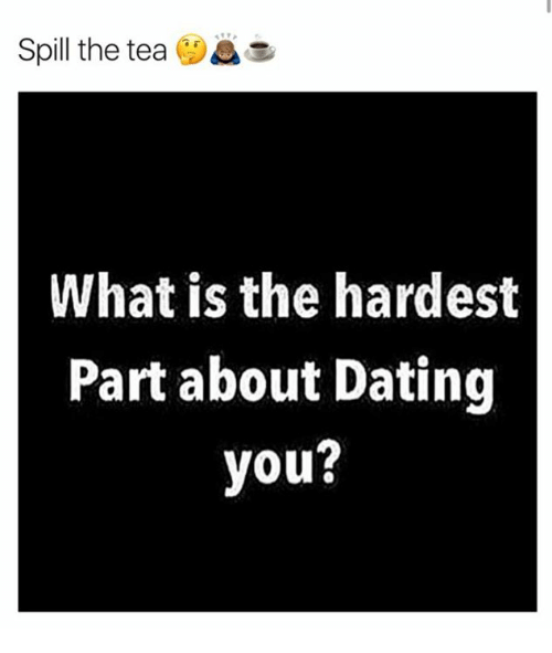 What is dating about