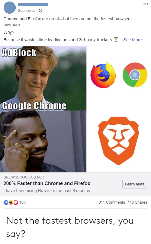 Sponsored Chrome and Firefox Are Great-But They Are Not the