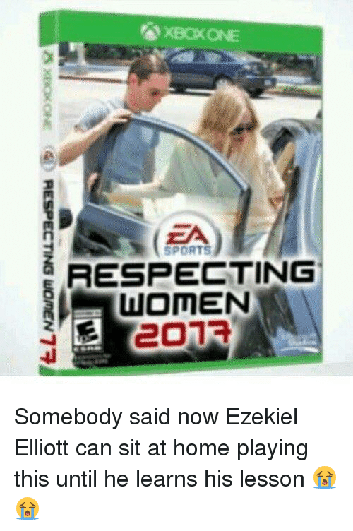 Home Market Barrel Room Trophy Room ◀ Share Related ▶ sports Home Women can ezekiel now this somebody homely said playing ezekiel-elliott next collect meme → Embed it next → SPORTS RESPECTING WOMEN Somebody said now Ezekiel Elliott can sit at home playing this until he learns his lesson 😭😭 Meme sports Home Women can ezekiel now this somebody homely said playing ezekiel-elliott Elliott Sportsing Sits Sit Lesson sports sports Home Home Women Women can can ezekiel ezekiel now now this this somebody somebody homely homely said said playing playing ezekiel-elliott ezekiel-elliott Elliott Elliott Sportsing Sportsing Sits Sits Sit Sit Lesson Lesson found @ 43 likes ON 2017-08-26 10:37:21 BY me.me source: facebook view more on me.me