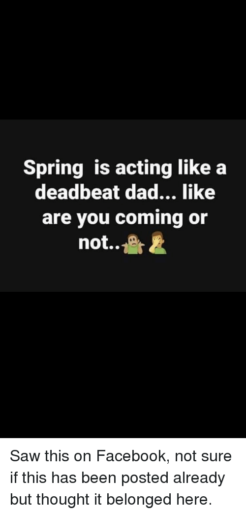 the issue of deadbeat fathers A deadbeat father is someone who is running from his  discover and share quotes about deadbeat fathers  had to garnish wages, issue warrant after in.