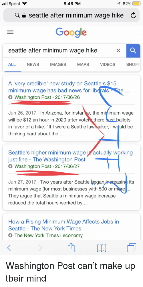 Sprint 848 PM 82% Seattle After Minimum Wage Hike Google