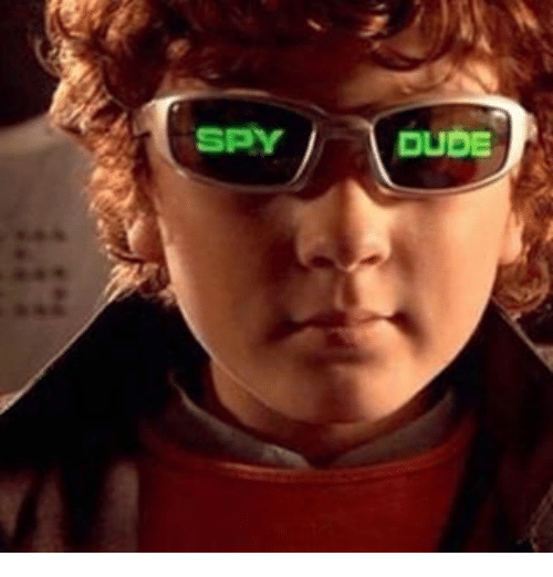 Memes  F0 9f A4 96 And Spy Spy Dude