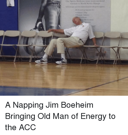st a napping jim boeheim bringing old man of energy 11526874 st a napping jim boeheim bringing old man of energy to the acc
