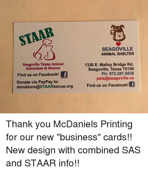 Staar 2 seagoville animal shelter seagoville texas animal find us on facebook memes and thank you staar 2 seagoville animal shelter seagoville texas animal reheart