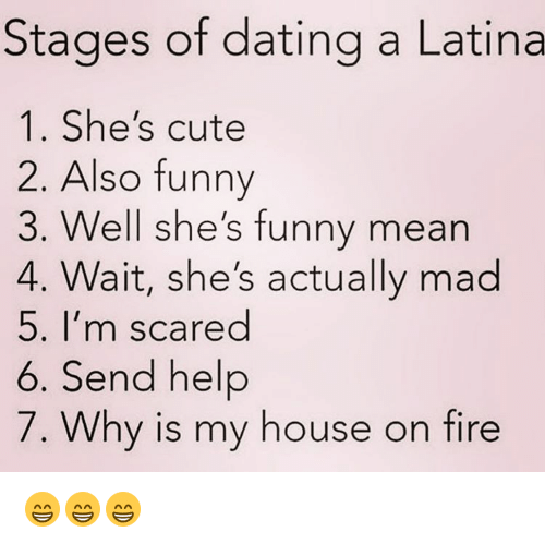 Modern dating stages