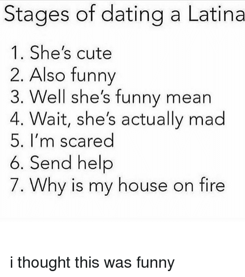 8 phases of dating