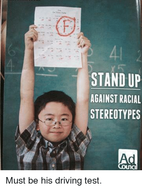 Driving Memes And Ups Stand Up Againstracial Stereotypes Must Be His Test