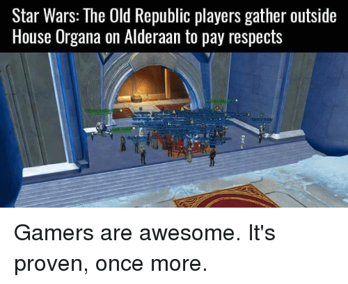 25 Best Memes About The Old Republic The Old Republic Memes