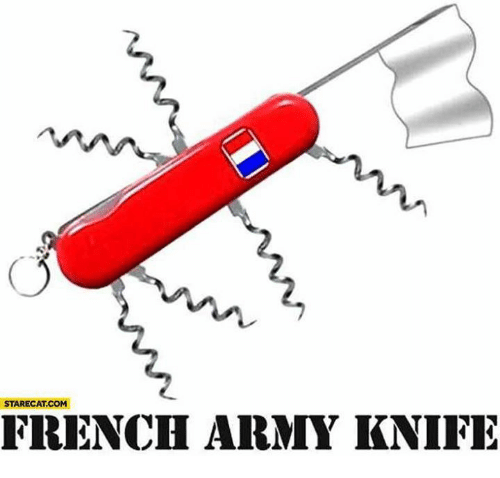 25 Best Memes About French Army French Army Memes
