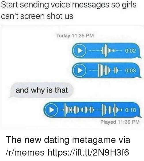 how to start a dating message