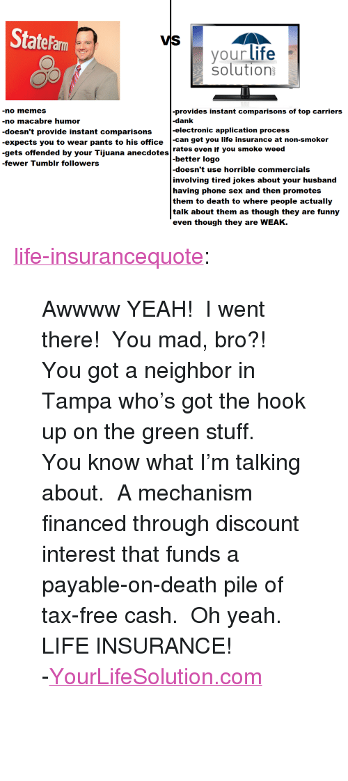 Hook up Tampa