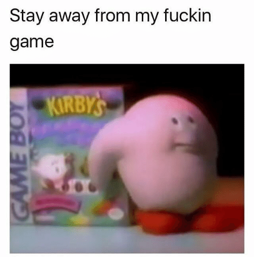 Kirby Sex Game