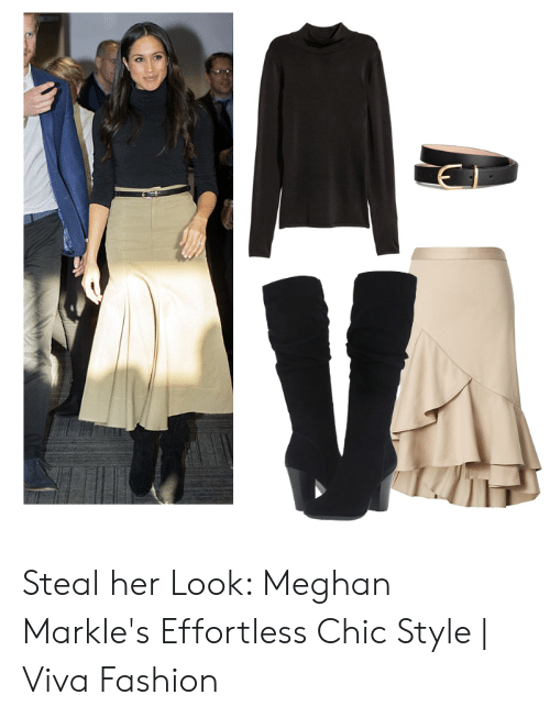 10415624d3 Steal Her Look Meghan Markle s Effortless Chic Style