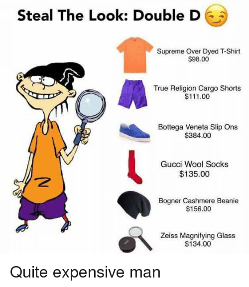 steal the look double d supreme over dyed tshirt 98 00 9768932 ✅ 25 best memes about cargo shorts cargo shorts memes,Cargo Shorts Meme