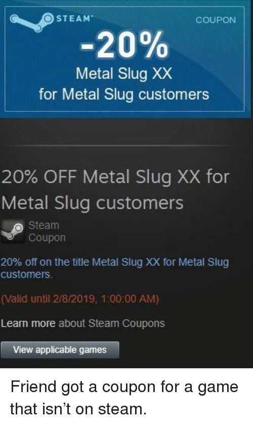 how to use a game coupon on steam