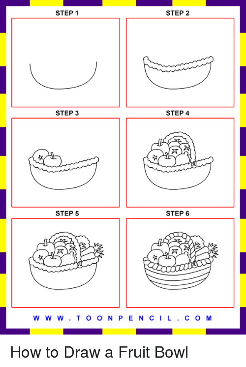 how to make a fruit salad step by step