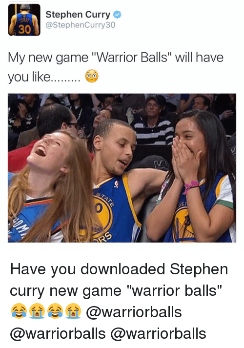 stephen curry stephencurry30 30 my new game warrior balls will 2593917 stephen curry 30 my new game warrior balls will have you like have,Stephen Curry Memes