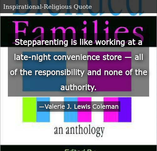 Stepparenting Is Like Working at a Late-Night Convenience ...