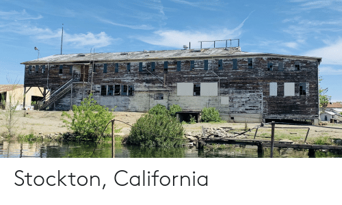 California,  Stockton, and Stockton California: Stockton, California