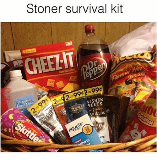 Stoner survival kit