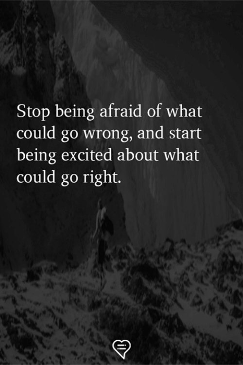 Memes, 🤖, and What: Stop being afraid of what  could go wrong, and start  being excited about what  could go right.