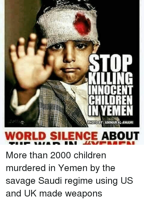 Image result for SAUDIs are murderers meme