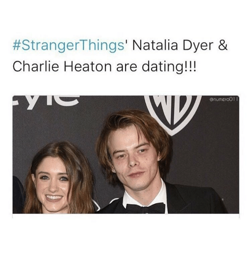 Natalia dyer dating who