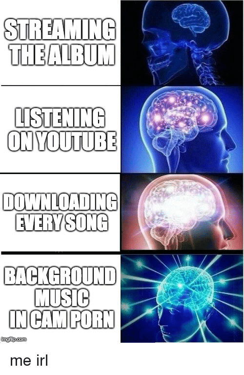 STREAMING THE ALBUM LISTENING ON YOUTUBE DOWNIOADIN EVERY SONG