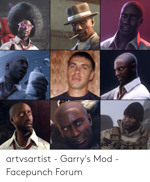 STRET AD FIRST a Artvsartist - Garry's Mod - Facepunch Forum
