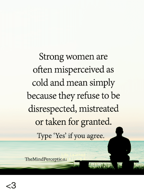 Strong Women Are Often Misperceived As Cold And Mean Simply Because