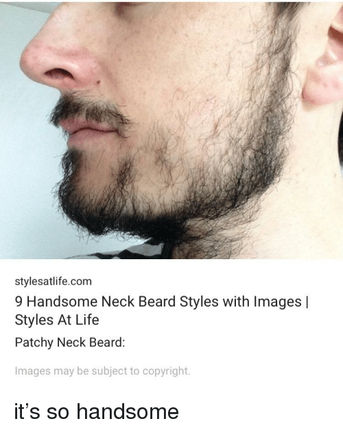 f0c26dfa514 Stylesatlifecom 9 Handsome Neck Beard Styles With Images