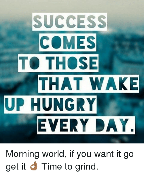 how to feel hungry in the morning