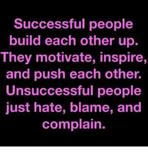 two successful business people who inspire Alert: lasting business relationships just don't happen and develop without the dedicated, consistent work our business network should be a qualified, selective group of people we count on, tap into and rely on for support, direction and insight.