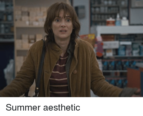 Summer Aesthetic | Funny Meme on SIZZLE