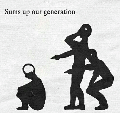 Generation, Sums, and Our: Sums up our generation