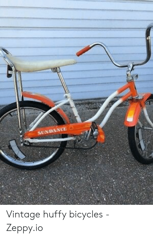 SUN Vintage Huffy Bicycles - Zeppyio | Sun Meme on ME ME