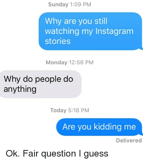 Questions For Instagram