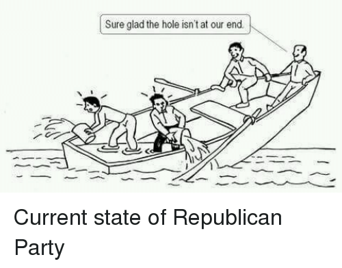 current state of the republican party essay The great lesson of california in america's new  in this current period of american  the republican party was trapped in the brain-dead orthodoxies of an.