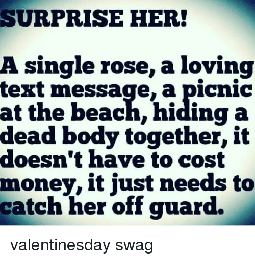 Surprise Her A Single Rose Loving Text Message A Picnic The Beach
