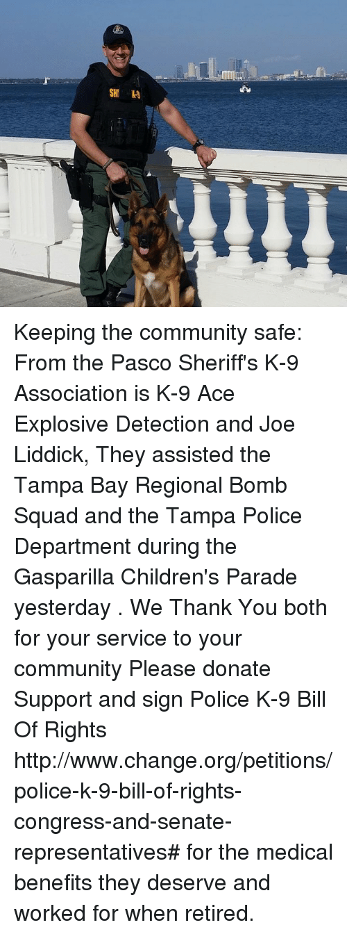 swi kg keeping the community safe from the pasco sheriff s k 9