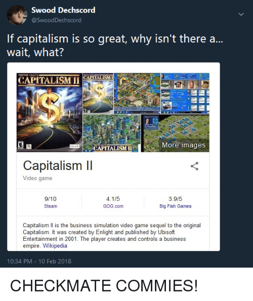 why is capitalism so prevalent in Why is capitalism a harm to the economy  why is capitalism so prevalent in the global economy more questions why are we forced to live in a world dominated by global capitalism that causes so much harm to our souls the economy is spiraling out of control, the dollar is losing value, and we're at risk of losing capitalism.