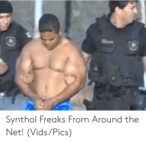 Synthol Freaks From Around the Net! VidsPics | Net Meme on ME ME