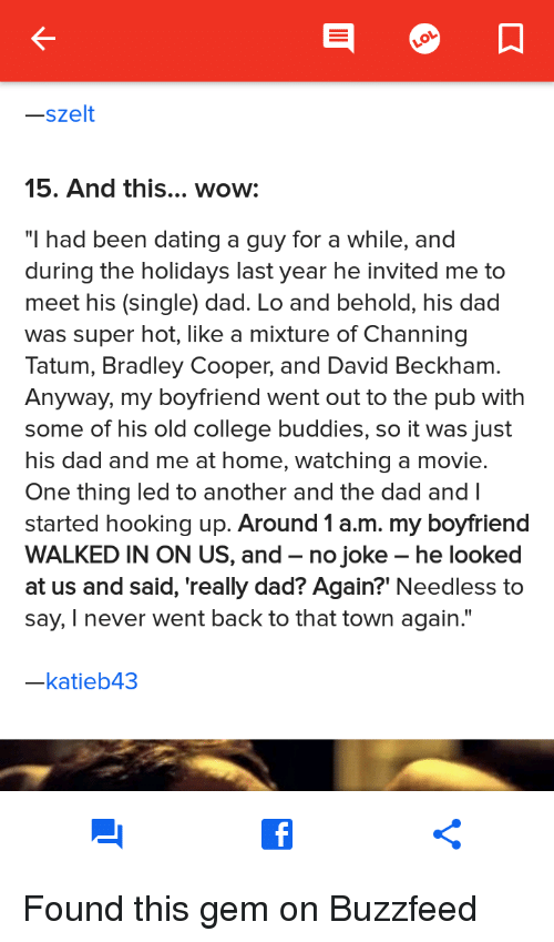 dating College buzzfeed
