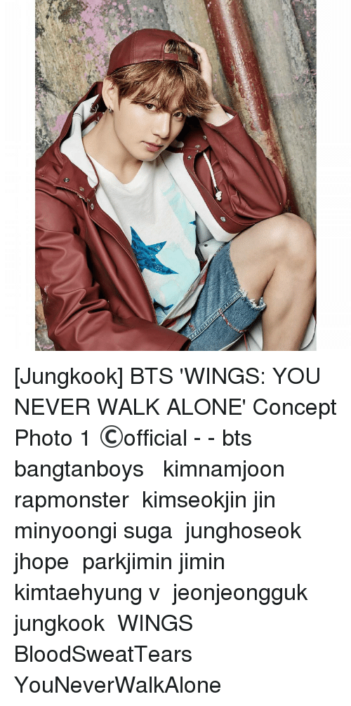Memes Bts And T Jungkook BTS WINGS YOU