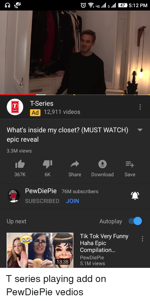 Image of: Youtube Funny Videos And Watch Tseries Ad 12911 Videos Whats Inside My Funny Tseries Ad 12911 Videos Whats Inside My Closet Must Watch Epic